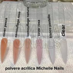 Ricostruzione in acrilico Michelle nails