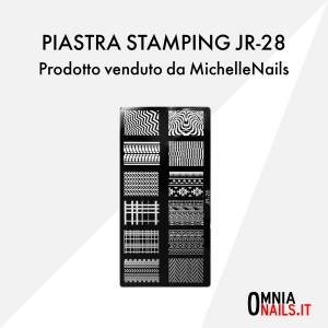 Piastra stamping JR-28