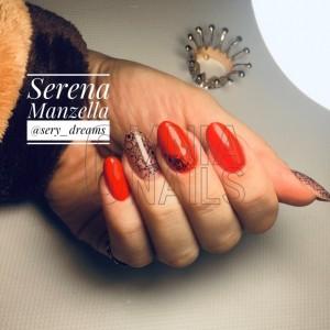Manicure con FOIL F5