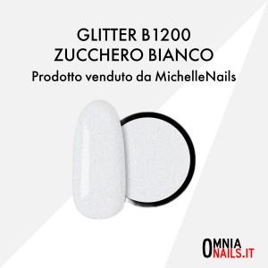 Glitter B1200 zucchero bianco