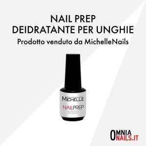 Nail prep – deidratante per unghie